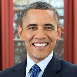 KyColonels - Famous Colonels - Barack Obama - Former US President