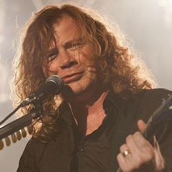 Ky Colonels - Famous Colonels - Dave Mustaine - Musician