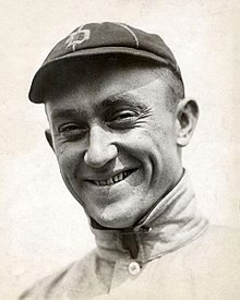 Ky Colonels - Famous Colonels - Ty Cobb - MLB Outfielder