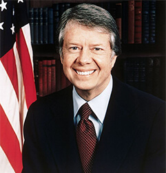 Ky Colonels - Famous Colonels - Jimmy Carter - President