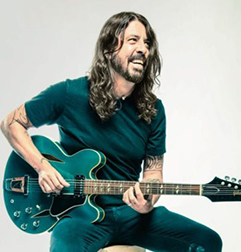 KY Colonels - Dave Grohl